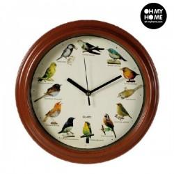 Relógio de parede com...