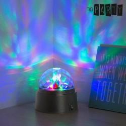 Luzes LED giratórias para...
