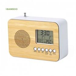 Relógio Rádio Tulax