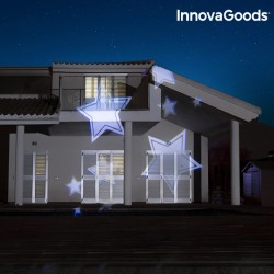 Projetor LED decorativo...