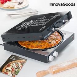 Máquina de fazer pizzas...