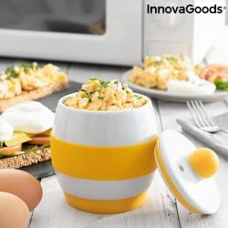 Cozedor de ovos cerâmico...